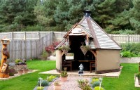 BBQ Hut | Thomson Timber