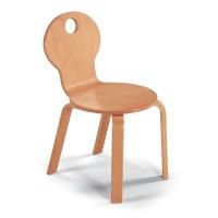 Children's Bent Wood Chair