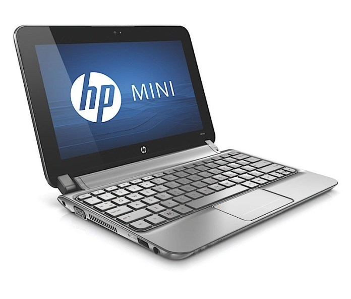 Image result for Laptop HP Mini (NetBook của HP