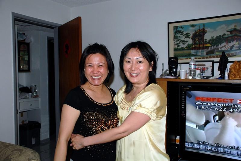 陳月好陳月珊和潘彩芬相簿2009