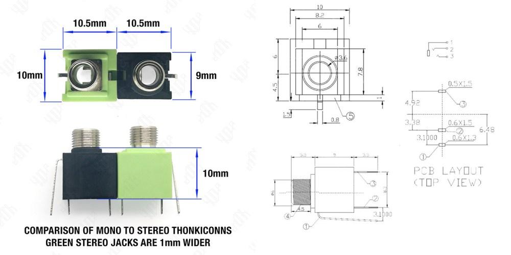 medium resolution of 3 5mm eurorack jacks