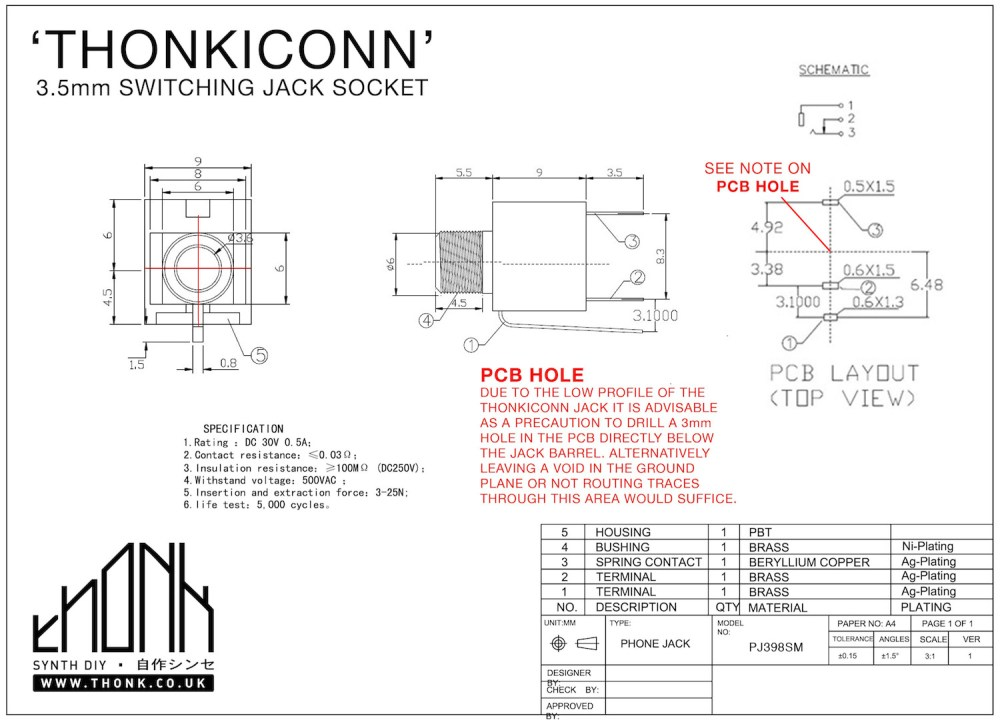 medium resolution of thonkiconn jack datasheet