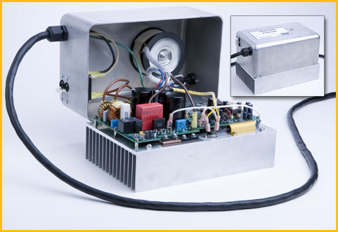 Thor Power Trezium Electric Motor System ~ Drive Electronics
