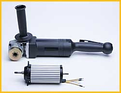 Thor Power Grismir motor ~ power tool application