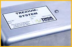 Thor Power Trezium Electric Motor System