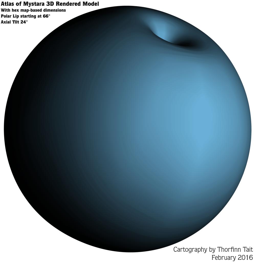 Mystara 2016 Diagram 3