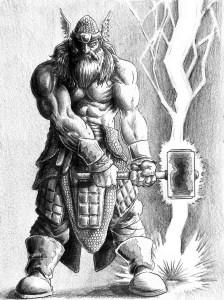 Thor by Joe Garcia