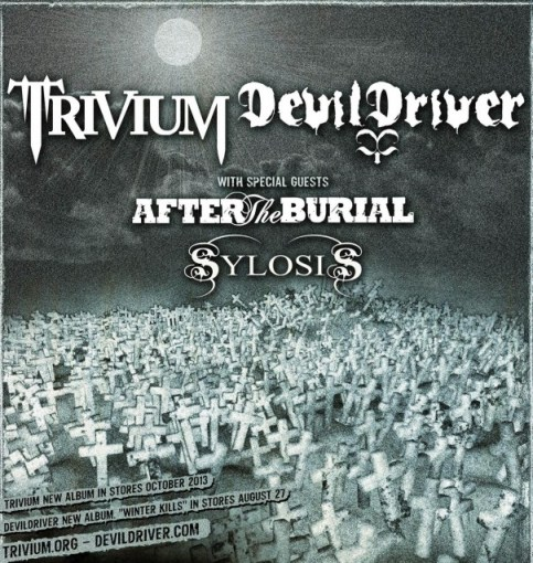 Trivium-Devildriver-Aftertheburial-Sylosis-tour-fall2013-604x638