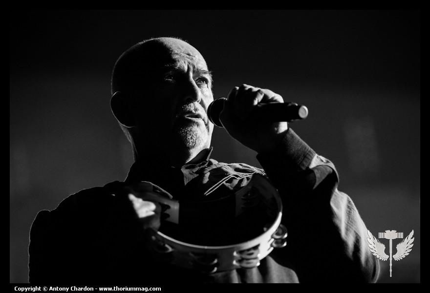 Peter Gabriel Zénith de Toulouse 2014/11/16 Credit : CHARDON/DALLE