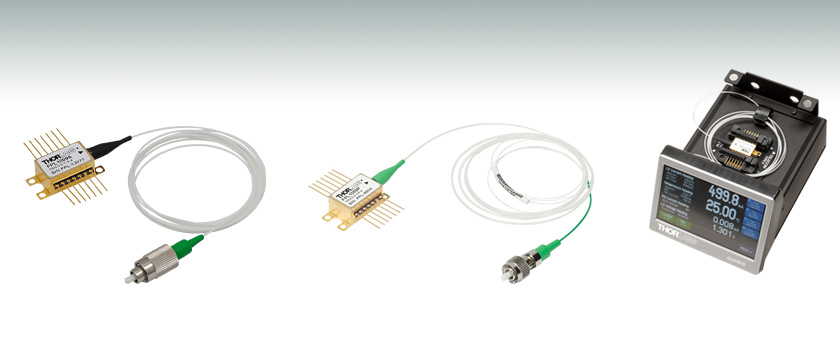 Fabry-Perot Laser Diodes, Pigtailed Butterfly Package