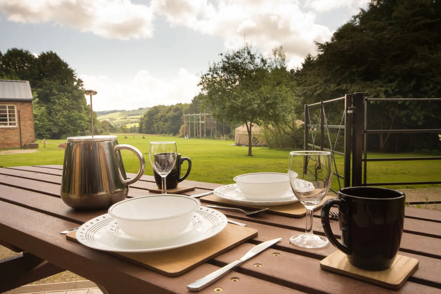Woodlands Accessible Accommodation  Thornbridge Outdoors
