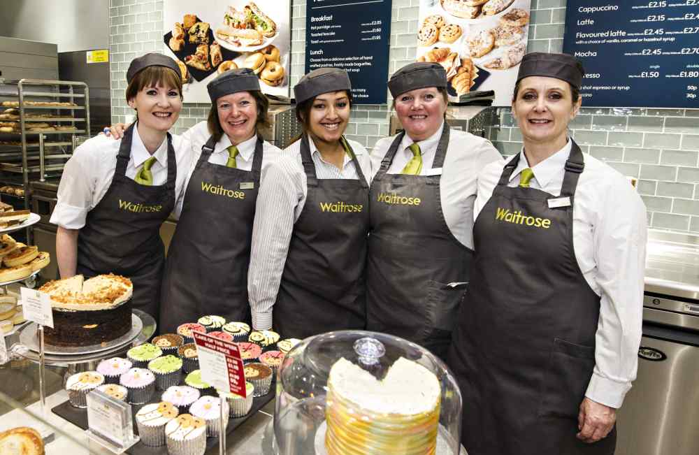 New Waitrose Opens In Uttoxeter Staffordshire Jon Thorne Photography Professional