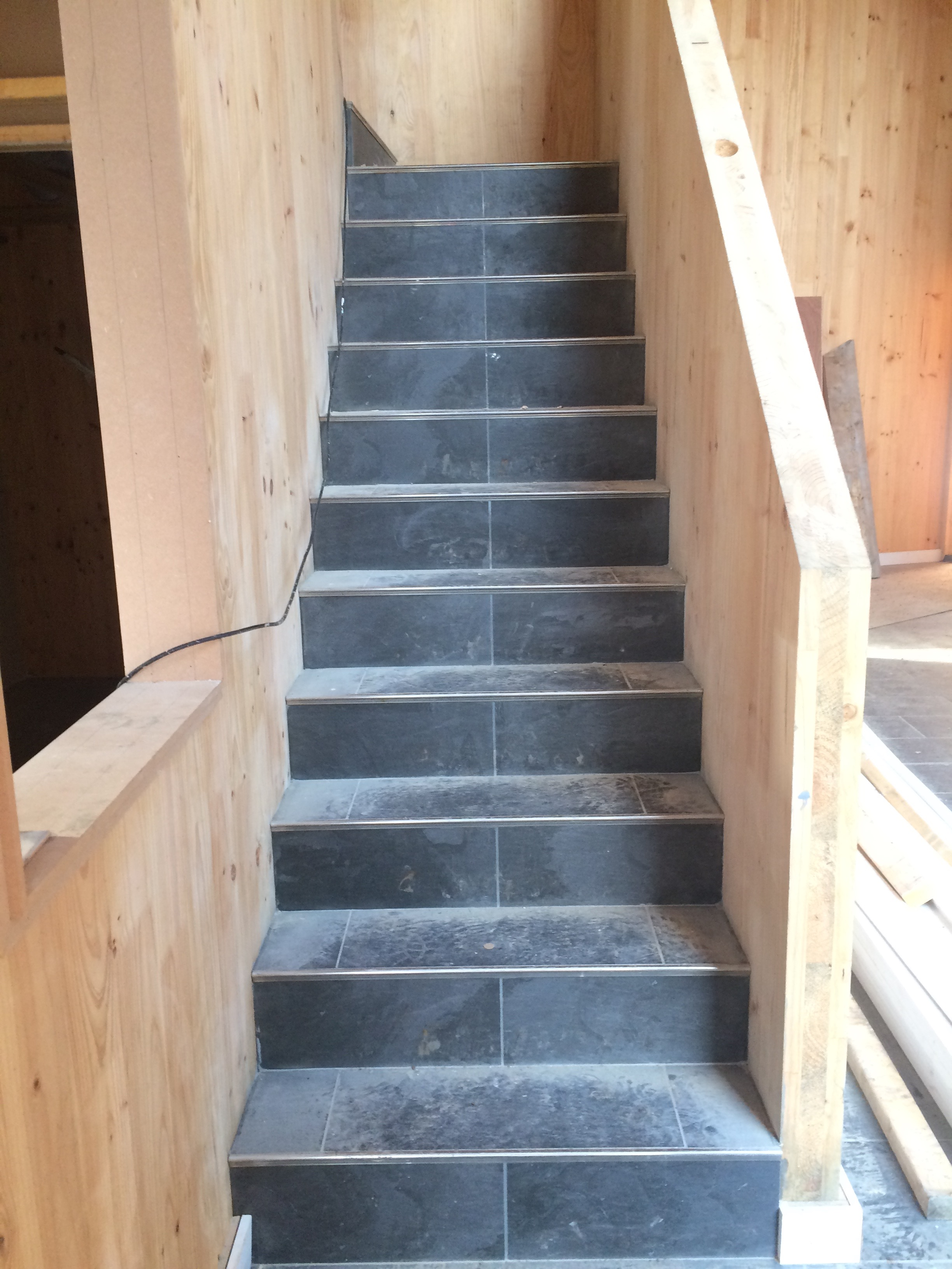 Thorne Wyness Architects Stairs