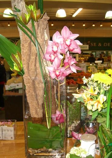 high style floral arrangements