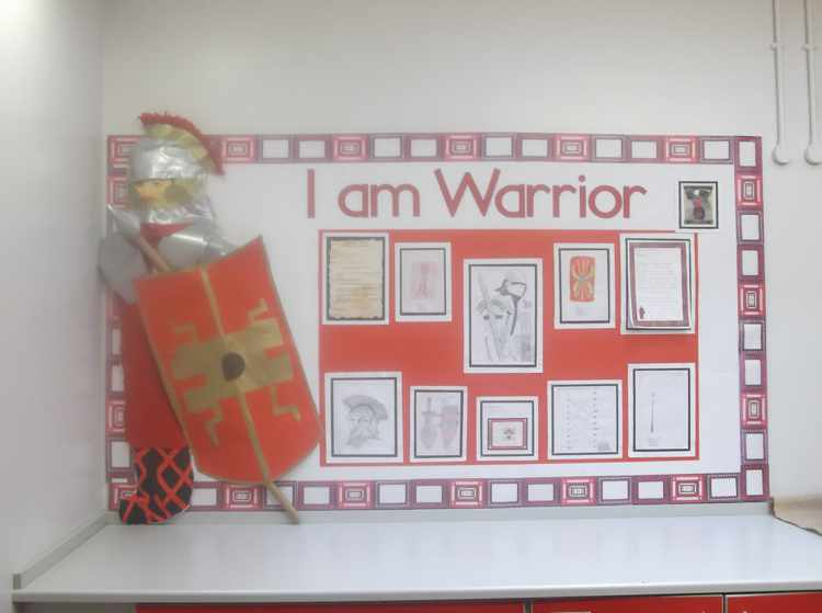 Y4 and Y3 update from Summer 2015 – I am Warrior!