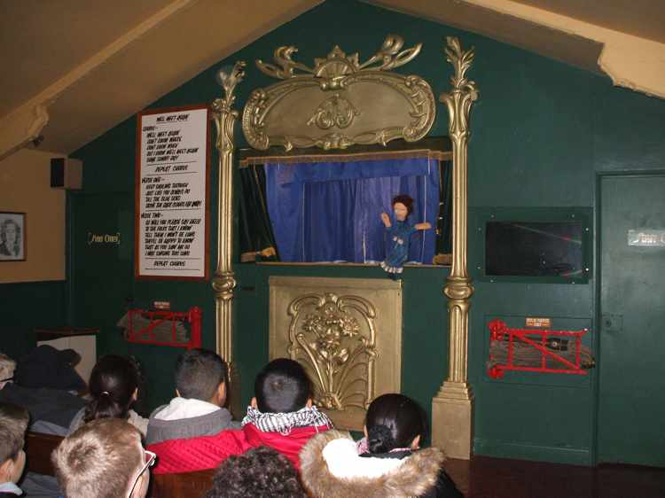 The children in Years 5 and 6 went to Eden Camp on Tuesdayto find out more about what life was like during World War 2.