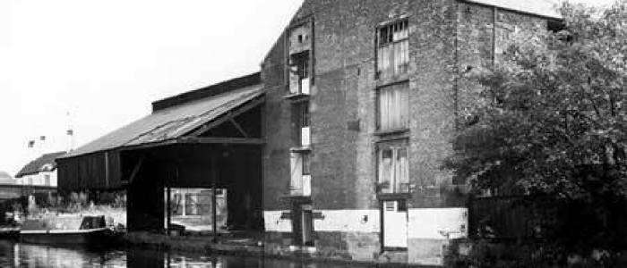 Warehouse thorn Marine Appleton Warrington cheshire