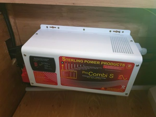 home james new inverter