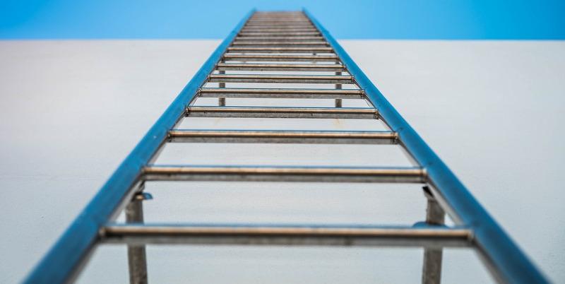 Love's Ladder Lost