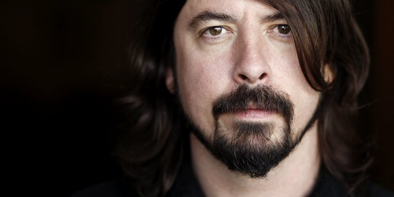 David Grohl: The Grammy's, Art and the Gospel