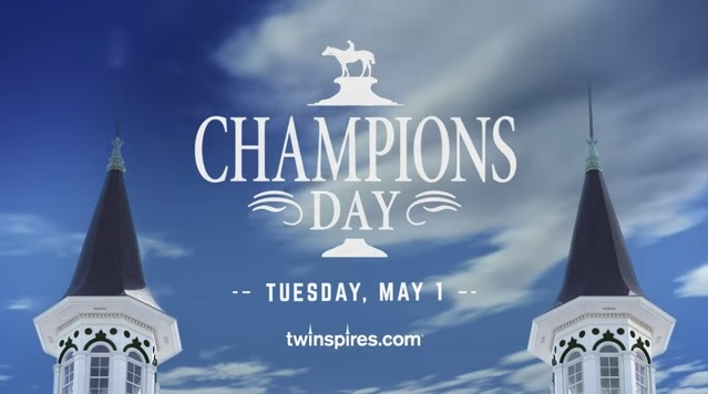 Champions Day at Churchill Downs