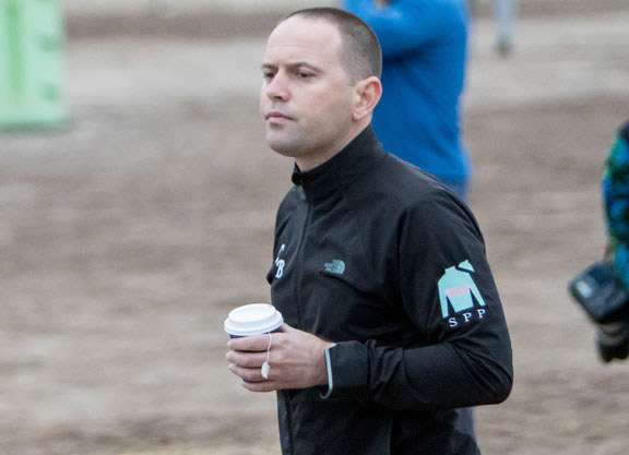 Image result for chad brown horse trainer