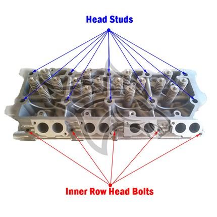 arp head studs for ford powerstroke diesel trucks thoroughbred diesel