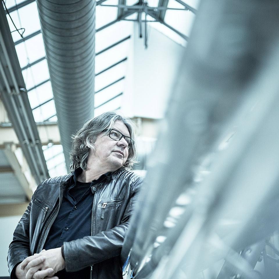 Der Fotograf Thorsten Springer