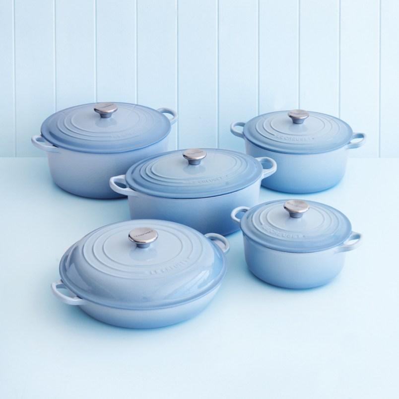 lecreuset-coastal-blue-group