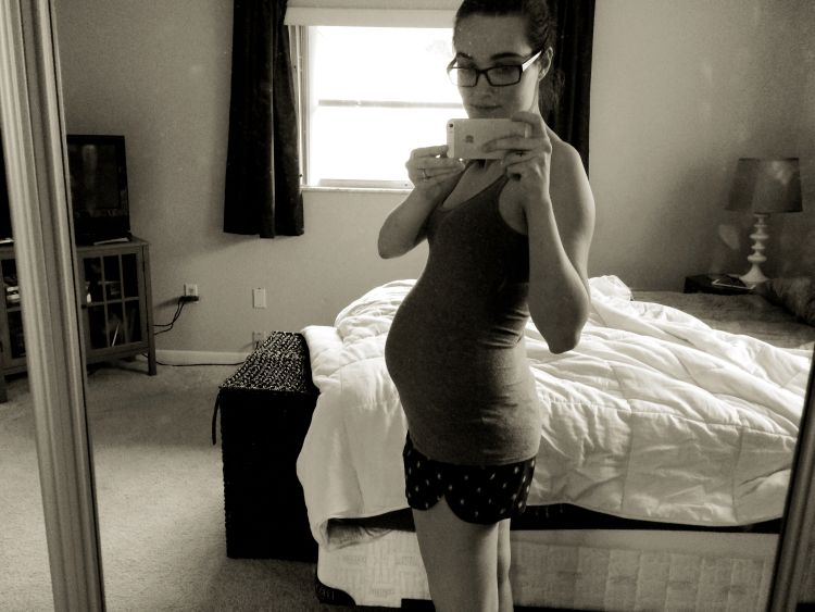 Those Crazy Sorokas // 29 Weeks Pregnant