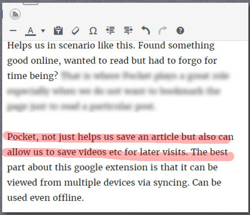 chrome extension