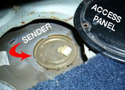 04 Malibu Wiring Diagram How To Replace A Car S Fuel Sending Unit