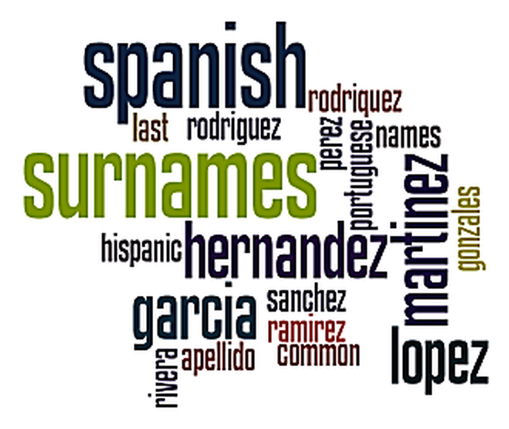 Spanish Surnames: Meanings and Origins of Hispanic Names