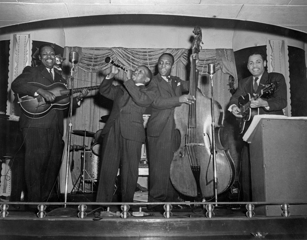 Jazz History From To