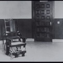 Electric Chair Was Invented By Glider Kijiji Death And Money The History Of Sing Prison