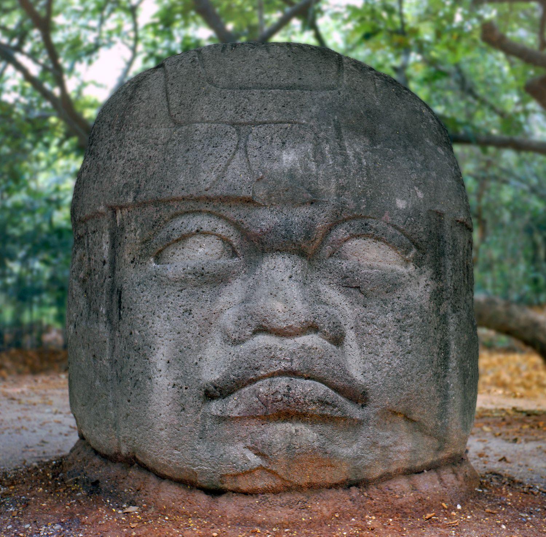 The Olmec City Of San Lorenzo