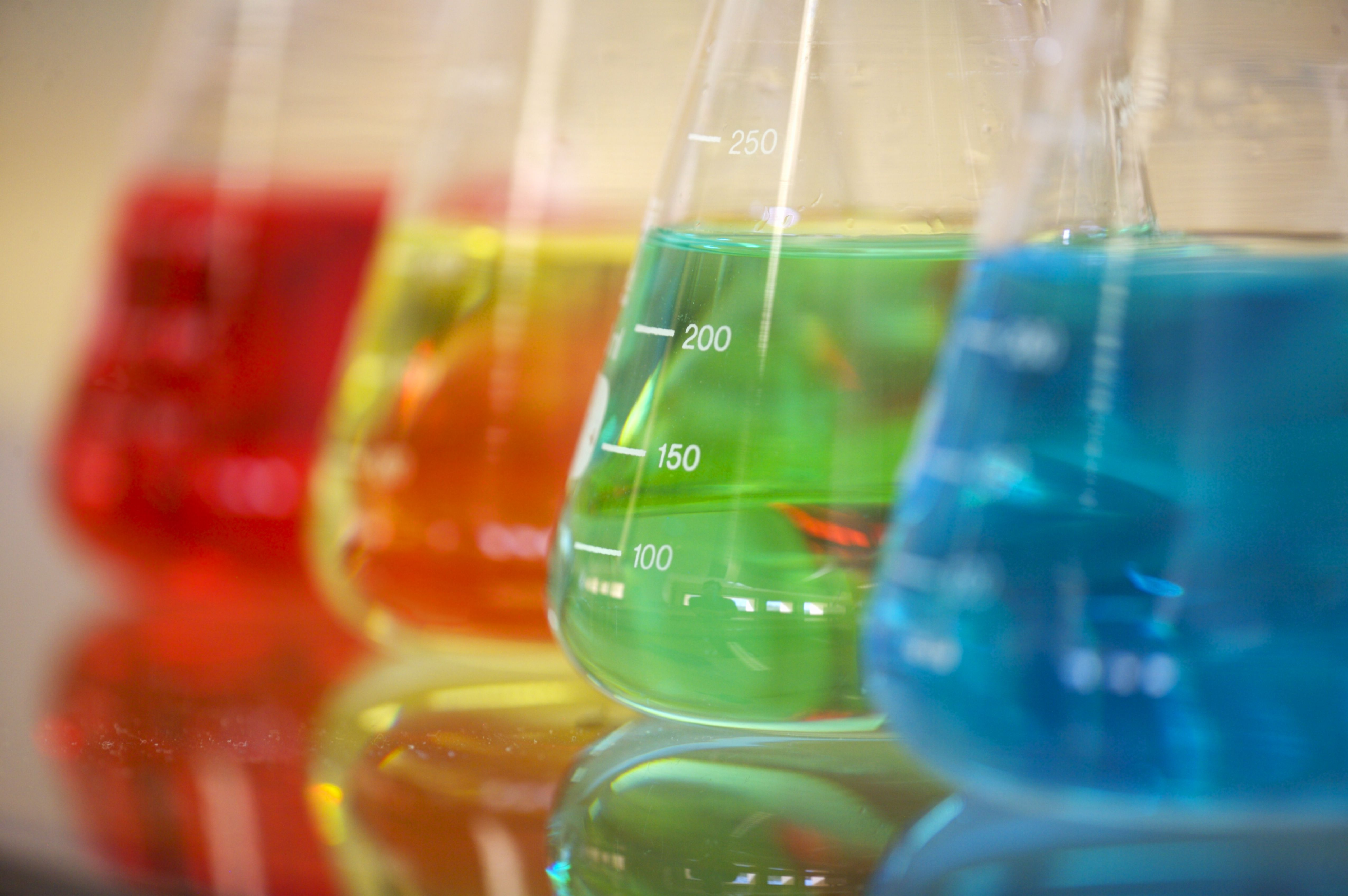 Transition Metal Colors In Aqueous Solution