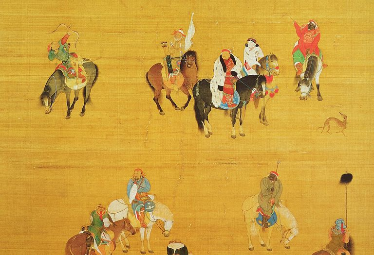 All About the Yuan Dynasty