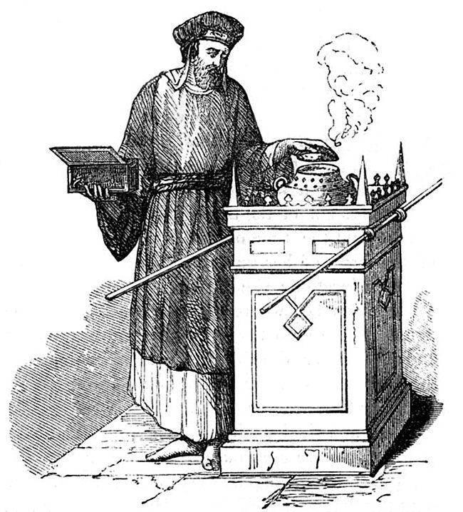 The Altar of Incense Symbolizes Prayers Rising to God