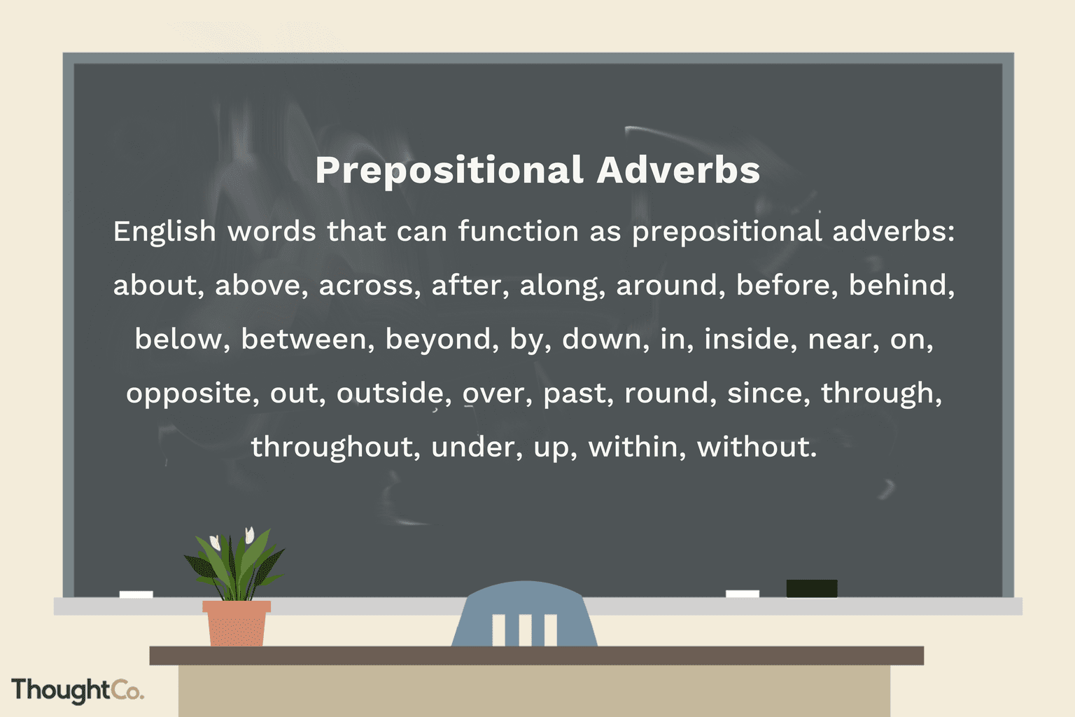 Definition And Examples Of Prepositional Adverbs