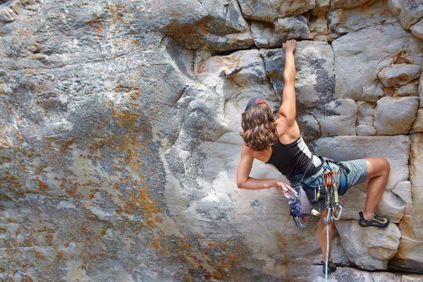 Basic Rock Climbing Skills