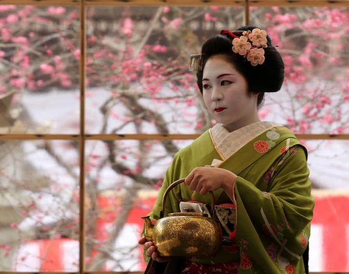 beauty standards in heian japan, 794 - 1185 ce
