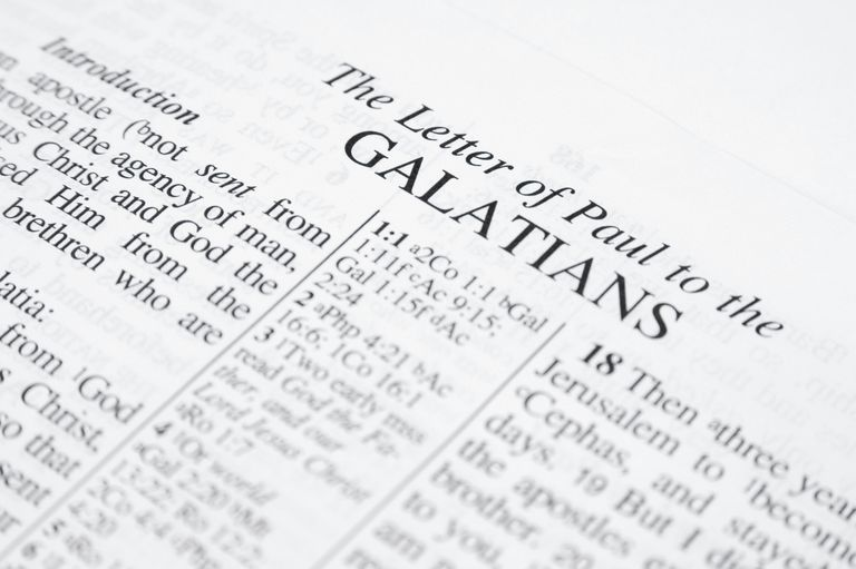 Intro to Galatians: How to Be Free From the Burden of the Law