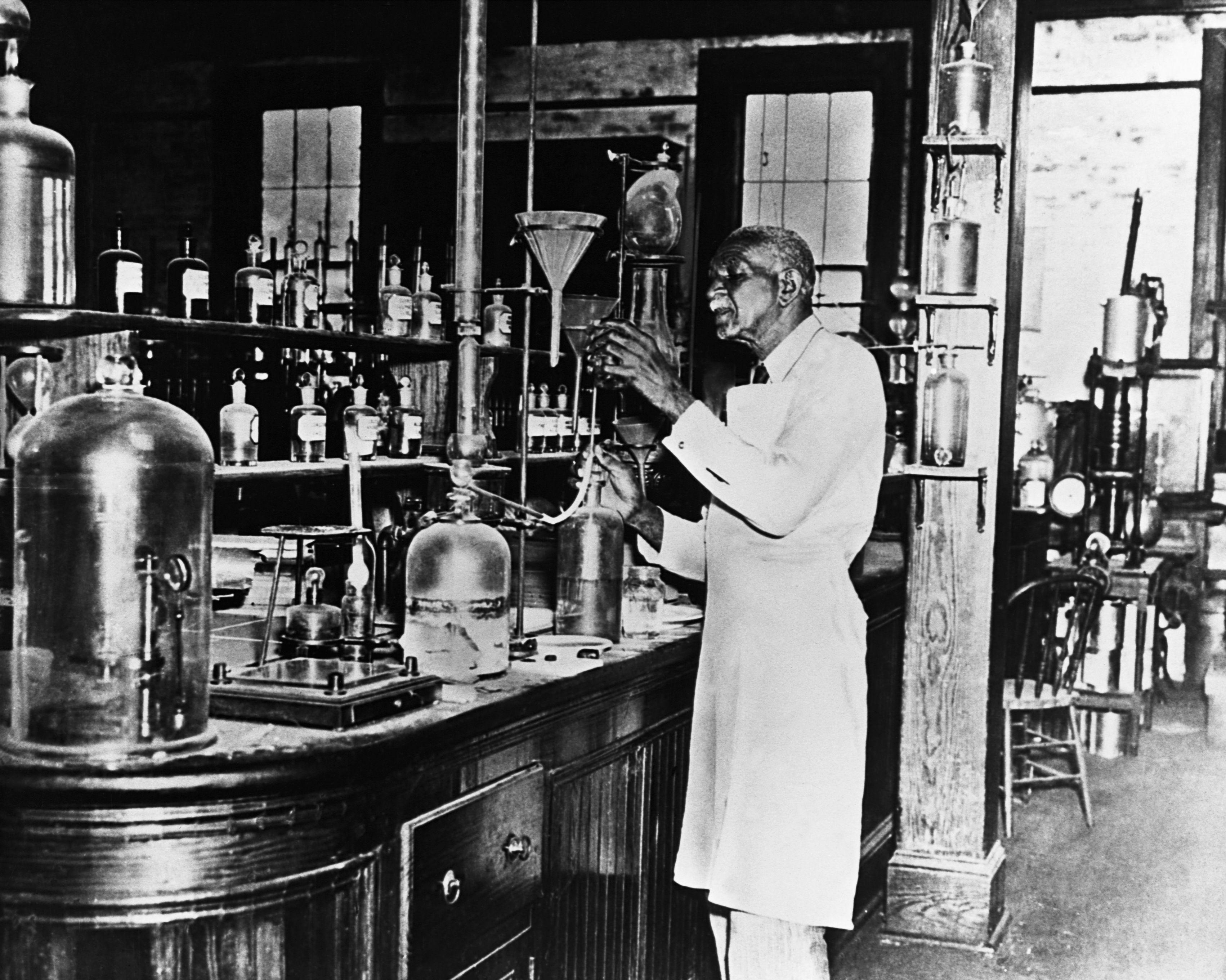 Profiles Of Famous Black Scientists