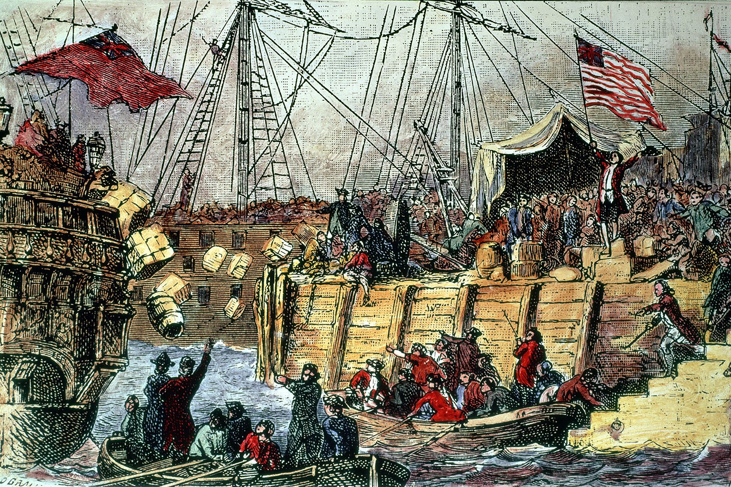 The Root Causes Of The American Revolution
