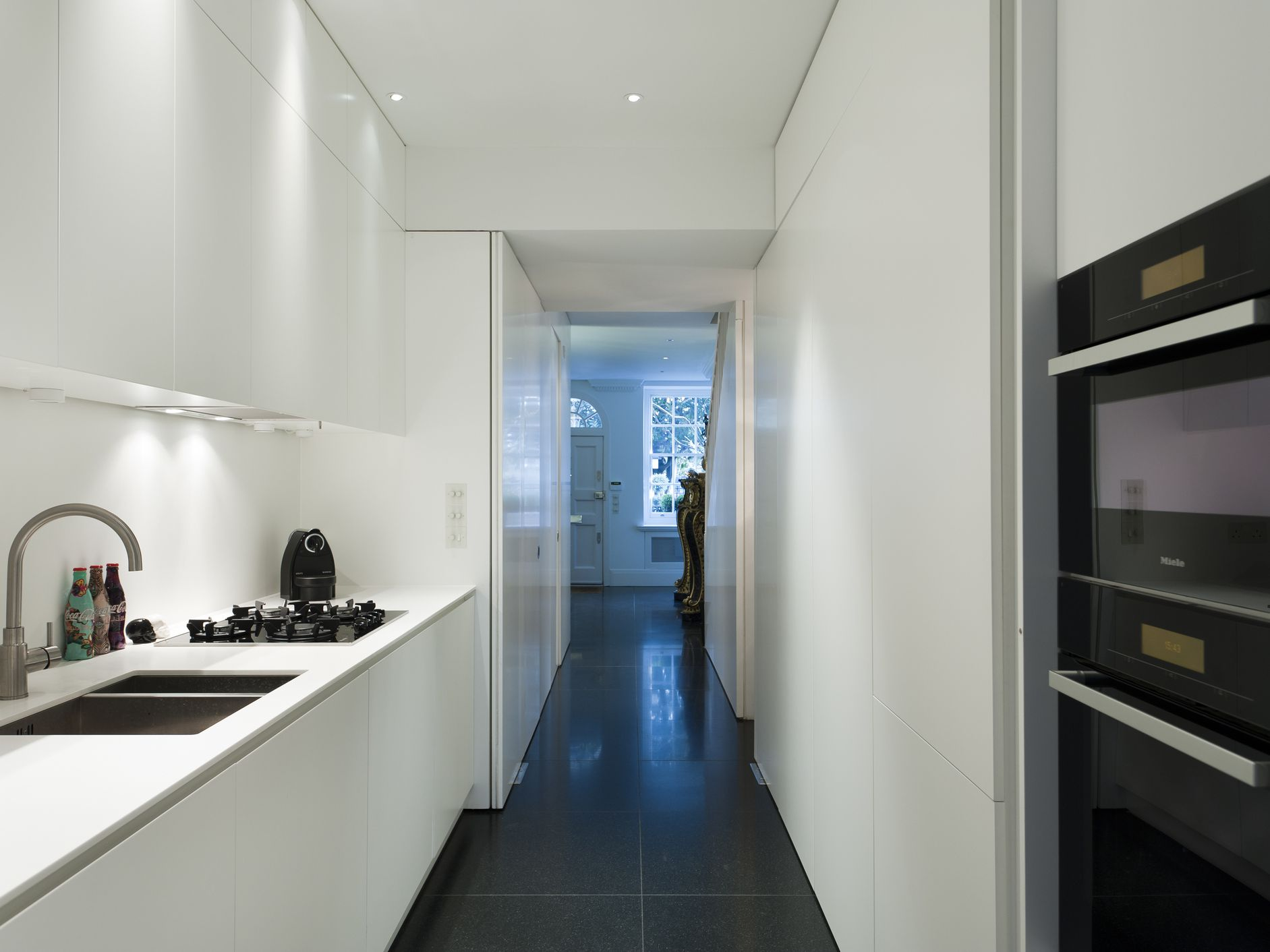 Galley Or Corridor Kitchen Layout