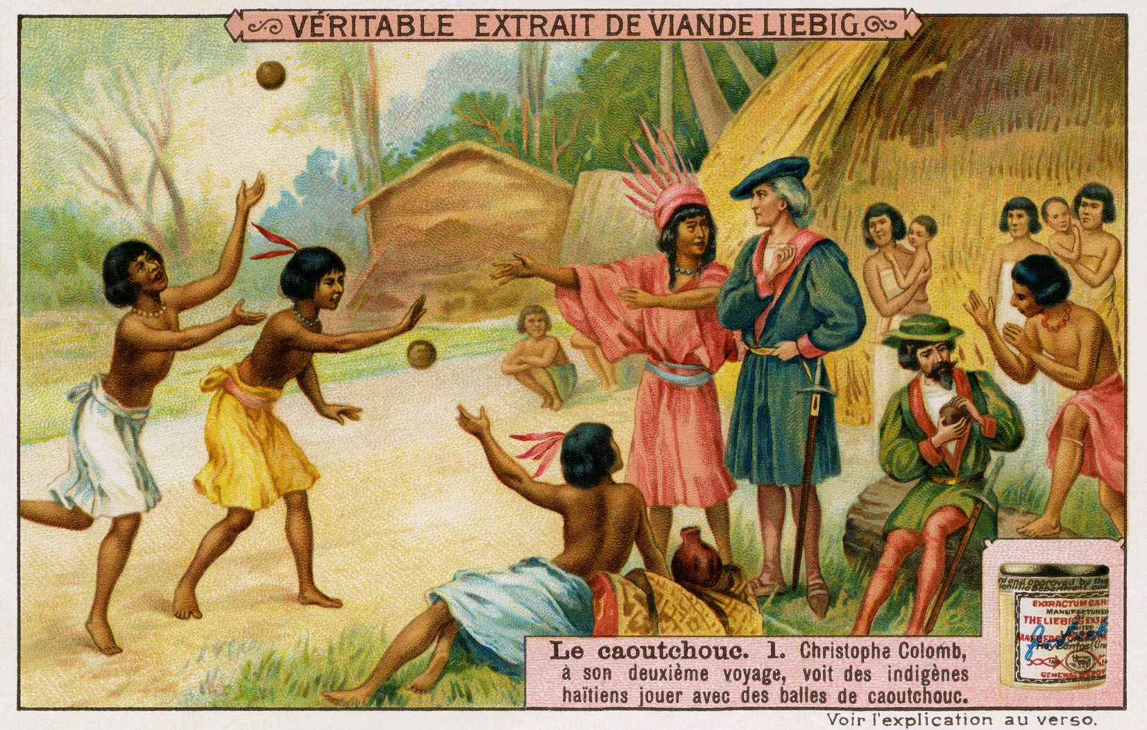 The Second Voyage Of Christopher Columbus