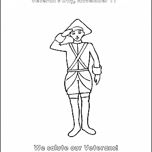 Educational and Entertaining Veteran's Day Printables