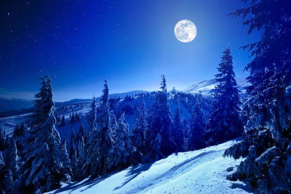 December' Long Nights Moon
