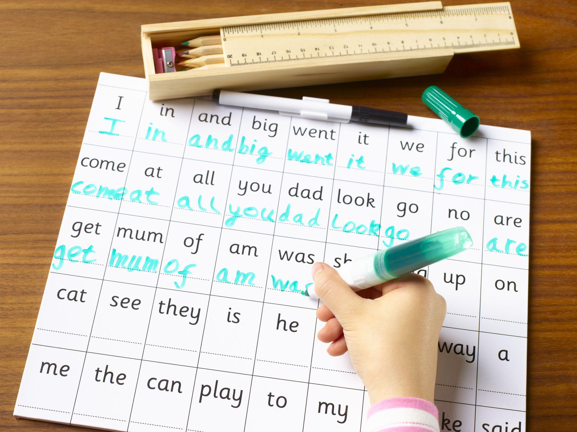 18 Ways For Kids To Practice Spelling Words